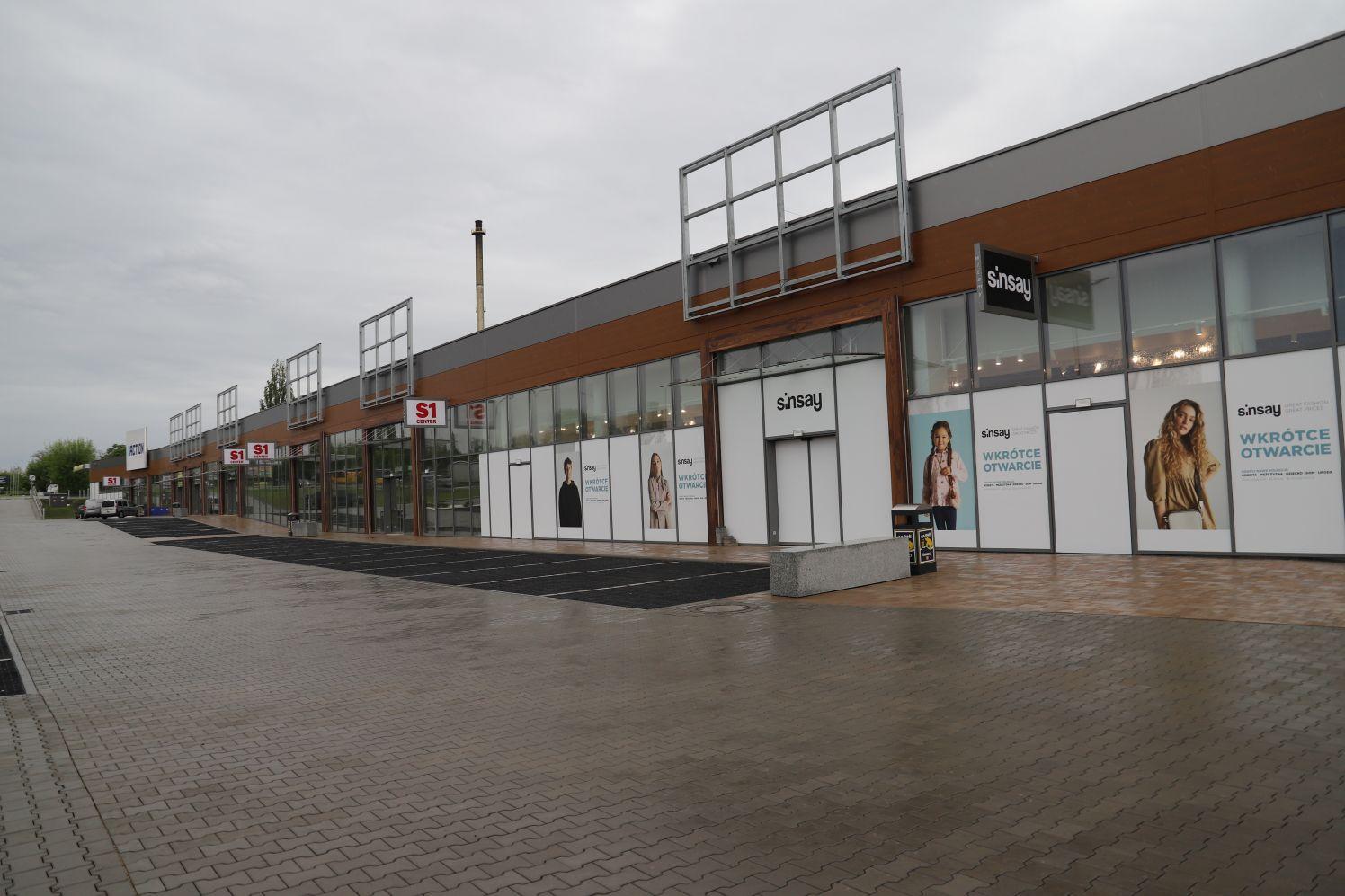 W pasażu przy Żwirki i Wigury otworzy się nowy sklep - Zdjęcie główne