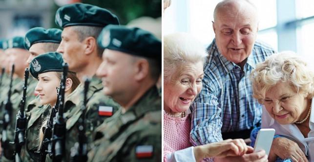 Próbują wyłudzać pieniądze na żołnierzy WOT. Seniorze, nie daj się oszukać! - Zdjęcie główne