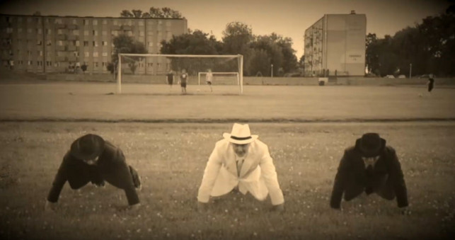 [WIDEO] Jak w starym kinie. Takiego #GaszynChallenge jeszcze nie widzieliście! - Zdjęcie główne