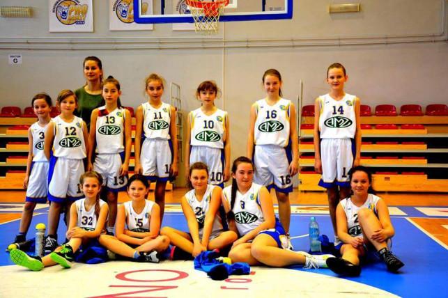 Dwie wygrane skrzatek KKS-u Pro-Basket - Zdjęcie główne