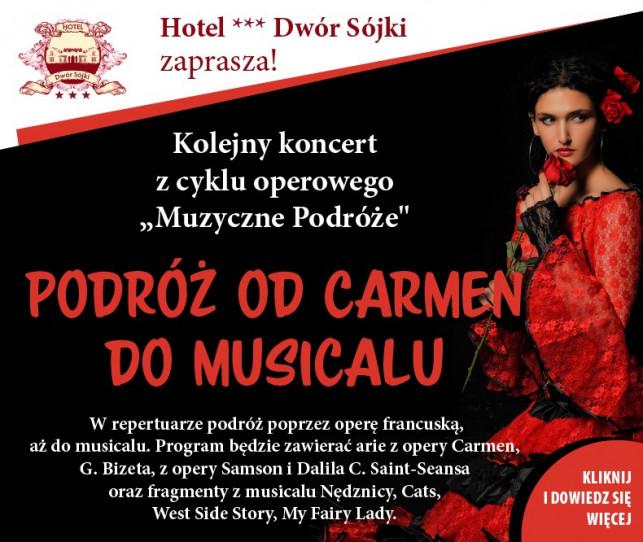 Kolejny koncert w Hotelu Dwór Sójki - Zdjęcie główne