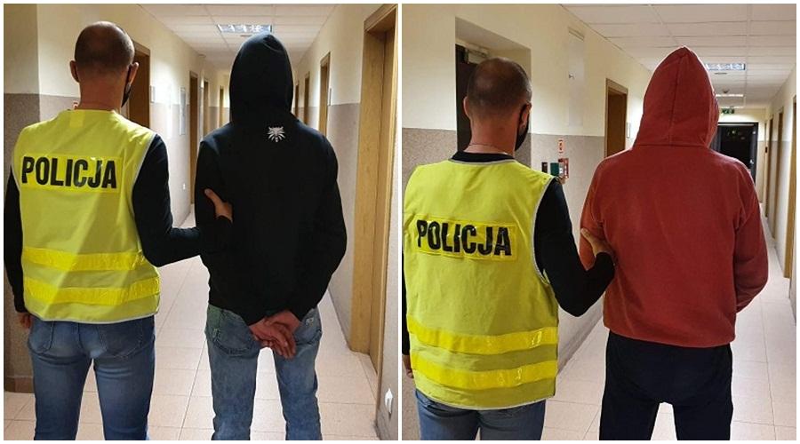 """Złodzieje w rękach kutnowskiej policji. """"Kradli na terenie Kutna i okolic"""" [ZDJĘCIA] - Zdjęcie główne"""