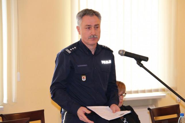 Afera z komendantem policji. Sprawa pod lupą prokuratury - Zdjęcie główne