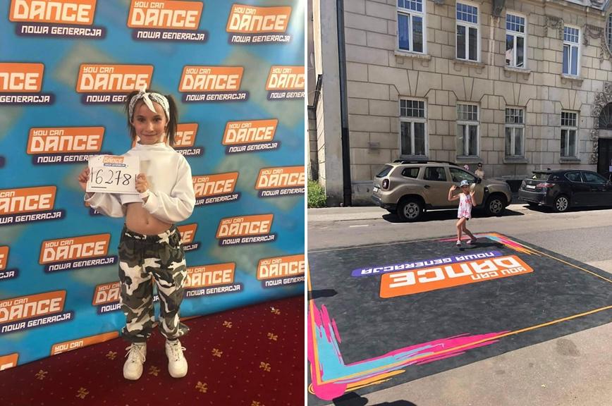 Lena z kutnowskiej szkoły tańca w You Can Dance Nowa Generacja! Pokonała setki tancerzy [ZDJĘCIA] - Zdjęcie główne