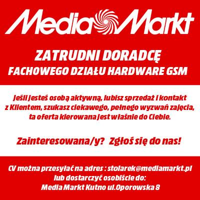 Rekrutacja Media Markt! - Zdjęcie główne