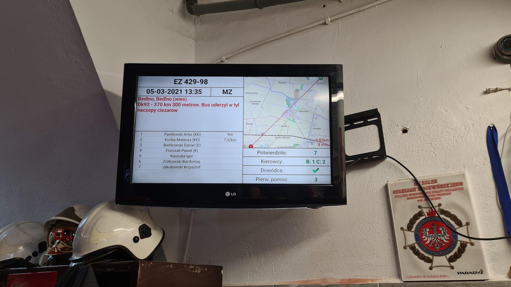 Nowoczesny sprzęt strażaków z OSP Żychlin. Mają go jako pierwsza jednostka z regionu - Zdjęcie główne