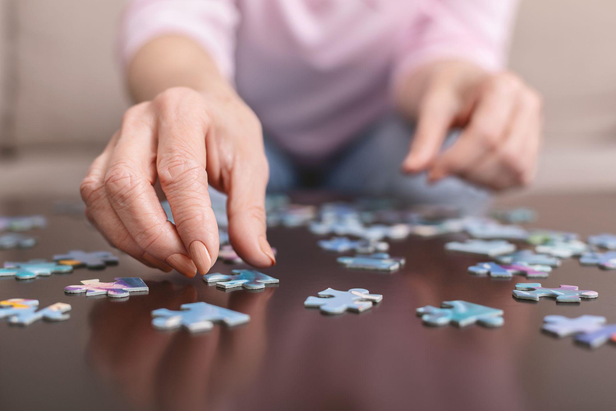 Trzy powody, dla których warto w wolnym czasie układać puzzle - Zdjęcie główne
