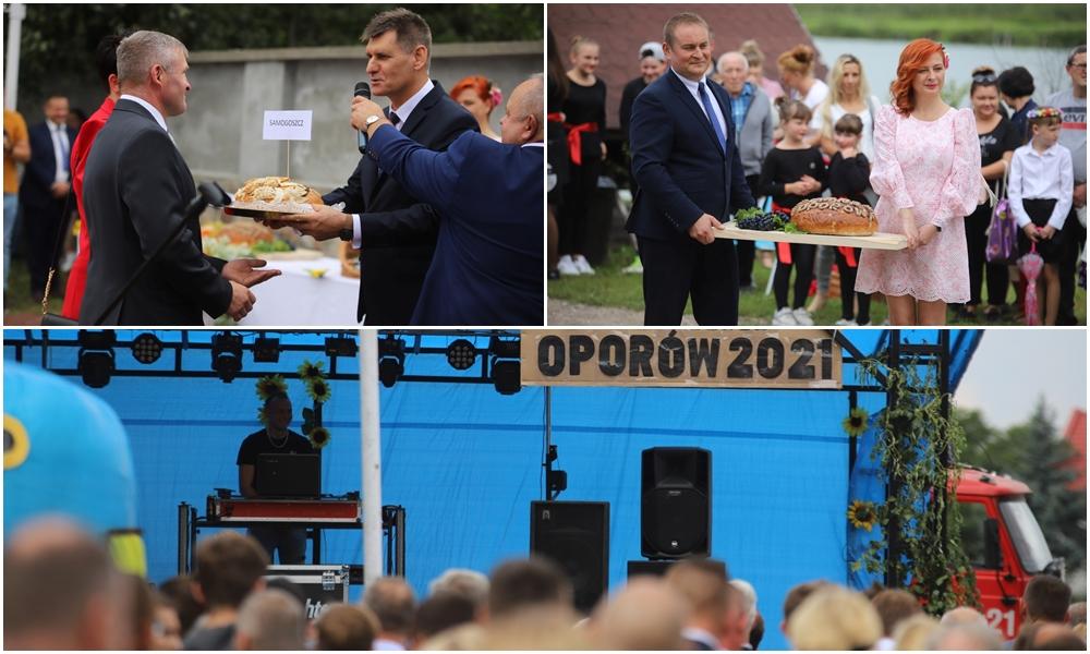 Dzieje się w Oporowie. Ruszyło święto plonów [ZDJĘCIA] - Zdjęcie główne