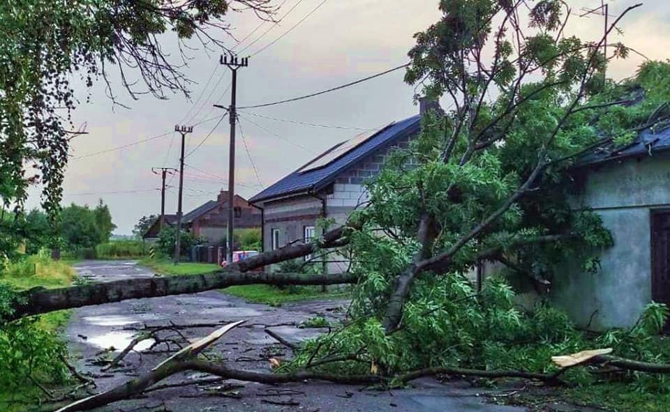 Powiat kutnowski znów nawiedzą burze? Jest kolejne ostrzeżenie meteorologiczne - Zdjęcie główne