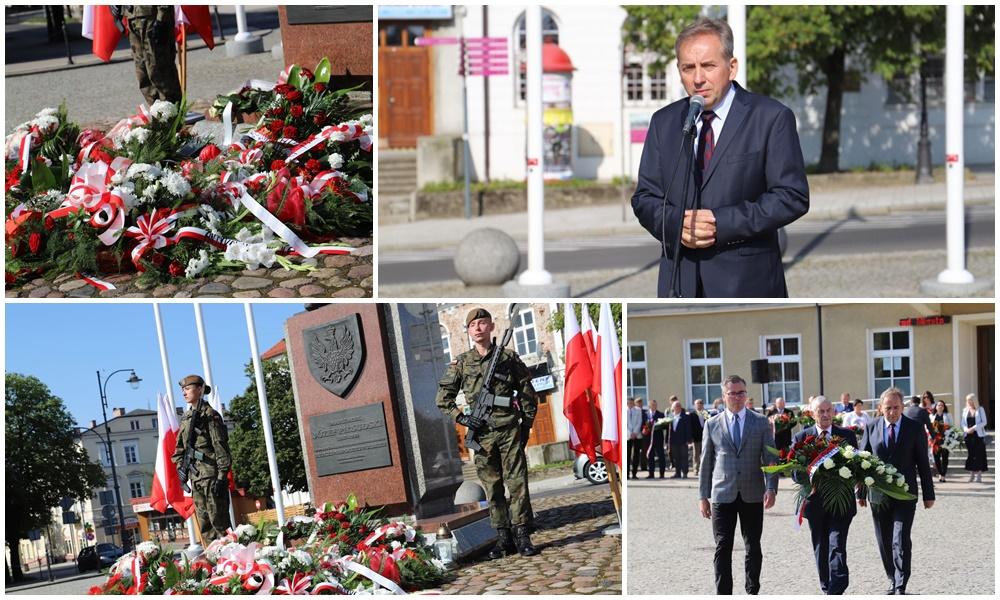 Kutno uczciło 101. rocznicę Bitwy Warszawskiej i Święto Wojska Polskiego  [ZDJĘCIA] - Zdjęcie główne