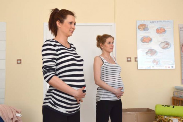 W oczekiwaniu na macierzyństwo - Zdjęcie główne