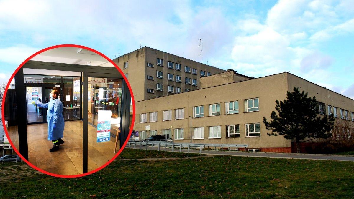 Zmiany w kutnowskim szpitalu. Wszystko przez pandemię - Zdjęcie główne