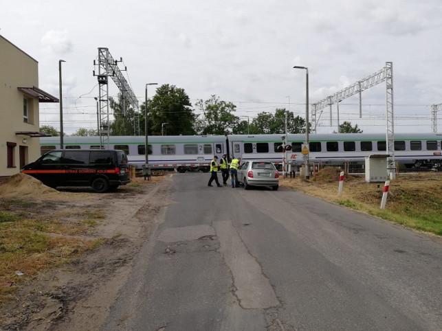 [ZDJĘCIA] Kutnowska drogówka postawiła szlaban na ryzyko. Policjanci zatrzymywali kierowców i... - Zdjęcie główne