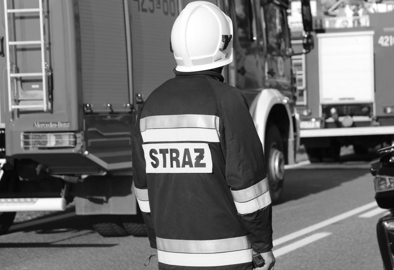 Nie żyje kolejny młody strażak z powiatu kutnowskiego - Zdjęcie główne