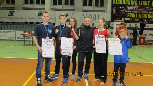 Sukcesy kutnowskich kickboxerów - Zdjęcie główne