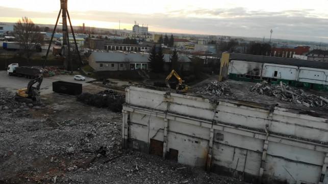 [WIDEO] Kutno z lotu ptaka: wyburzenia, budowy, panoramy... - Zdjęcie główne
