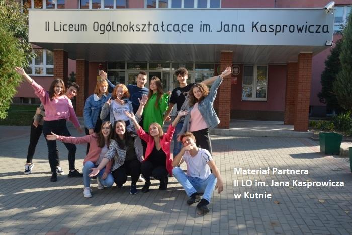 Kasprowicz – szkoła z pasją! - Zdjęcie główne