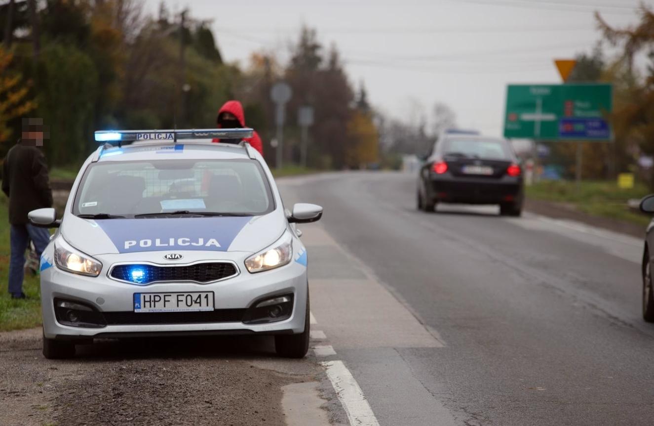 Od środy wzmożone działania policji na drogach powiatu kutnowskiego. Znamy szczegóły  - Zdjęcie główne