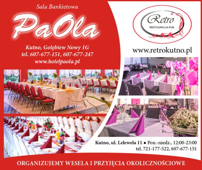Organizujemy wesela i przyjęcia okolicznościowe! - Zdjęcie główne
