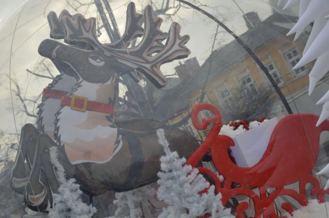 Wigilia Miejska: Żywa szopka i magiczne kule w centrum - Zdjęcie główne