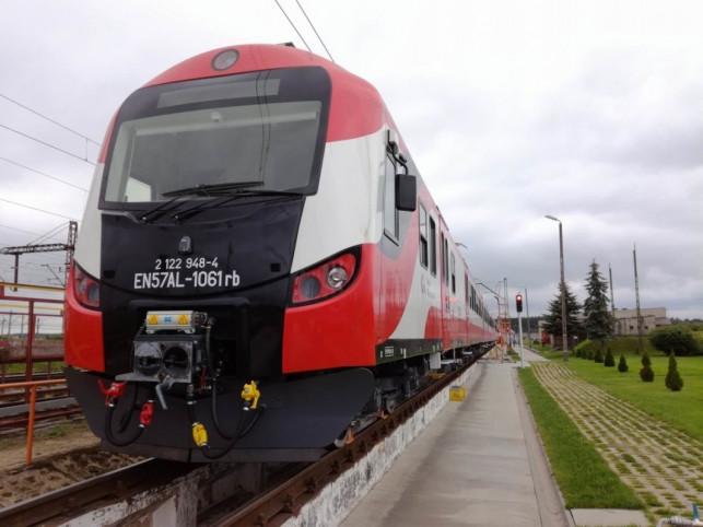 Jakie imię dla pociągu Kutno-Poznań? Internauci wybrali… - Zdjęcie główne