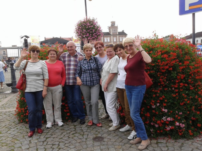 Akademia Aktywnego Seniora na Święcie Kwiatów, Owoców i Warzyw - Zdjęcie główne