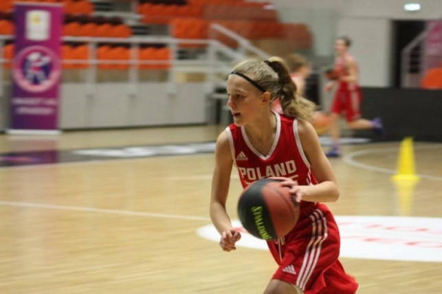 Julia Myszkowska na turnieju w Mińsku - Zdjęcie główne
