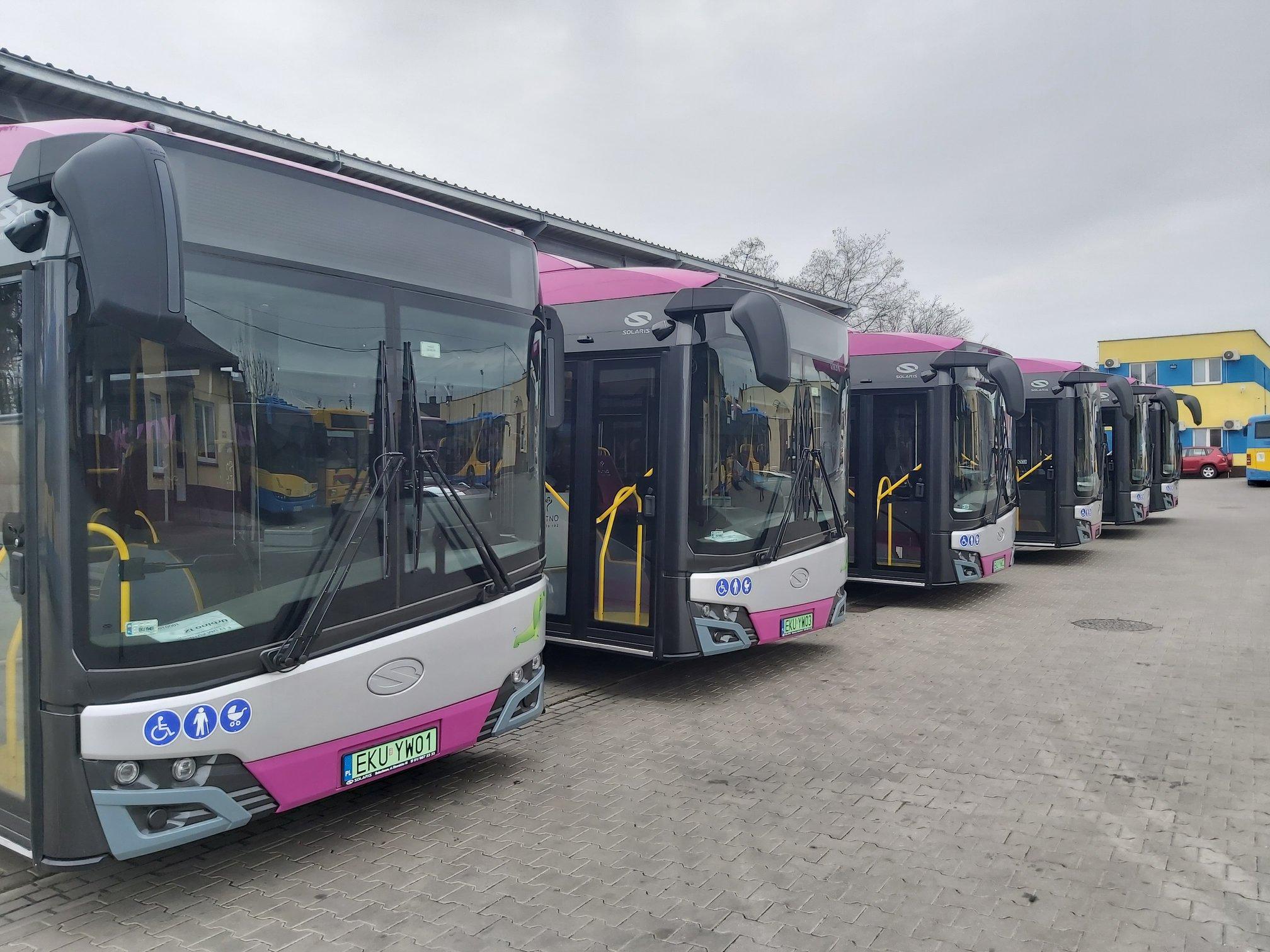 Bezpłatne autobusy dla dzieci i młodzieży w Kutnie? Miasto podjęło decyzję - Zdjęcie główne