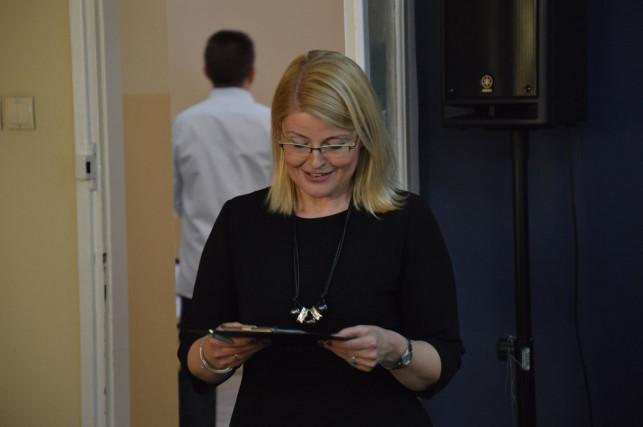 Anna Nehrebecka czytała kutnianom poezję - Zdjęcie główne