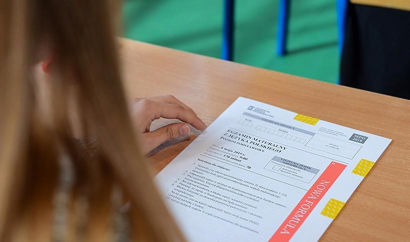 Przecieki na tegorocznych maturach? Jest oświadczenie Centralnej Komisji Egzaminacyjnej - Zdjęcie główne