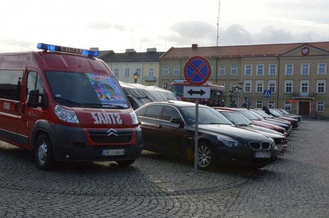 Strażacy pokazują, jak udzielać pierwszej pomocy - Zdjęcie główne