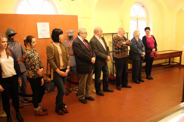 Wernisaż wystawy w krośniewickim Muzeum  - Zdjęcie główne