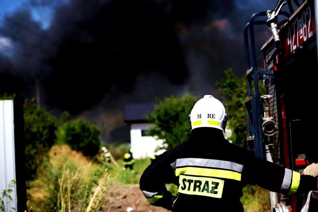 Tykająca bomba na Majdanach. Główny Inspektor Ochrony Środowiska komentuje - Zdjęcie główne