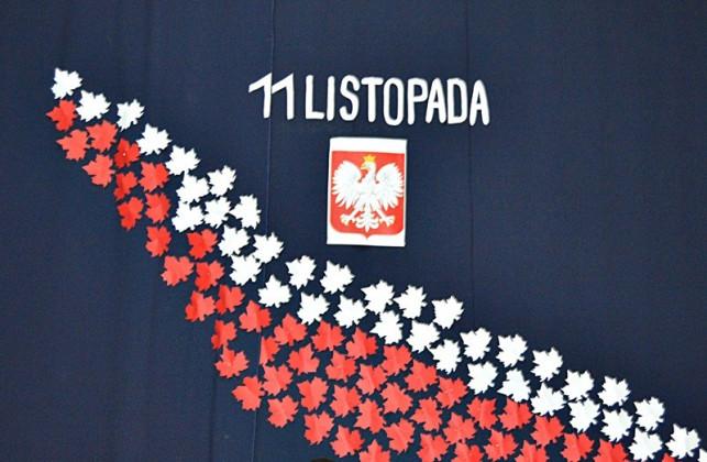 Przedszkolaki obchodziły Dzień Niepodległości - Zdjęcie główne