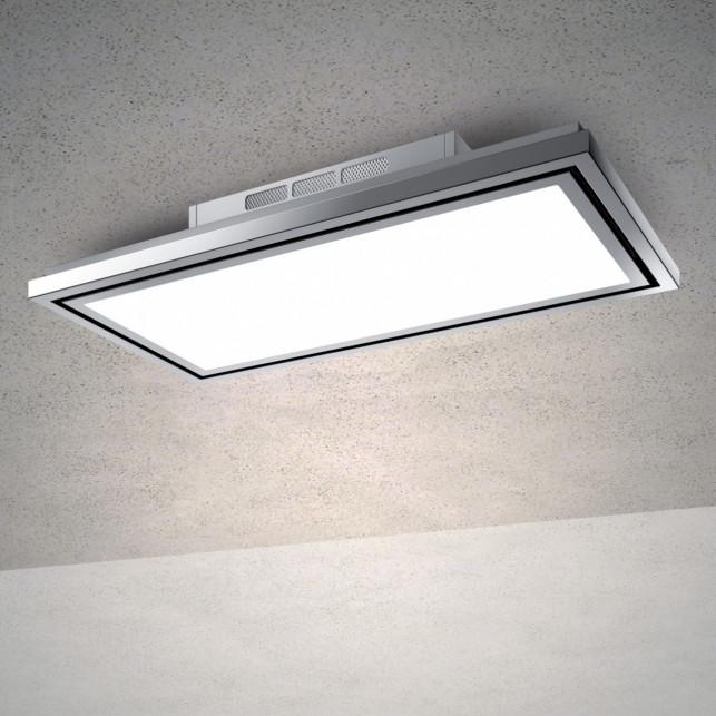Okap sufitowy – dyskretny sposób na czyste powietrze w kuchni - Zdjęcie główne