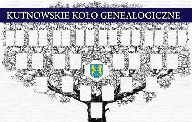 Szukasz korzeni? Kutnowskie Koło Genealogiczne zaprasza! - Zdjęcie główne