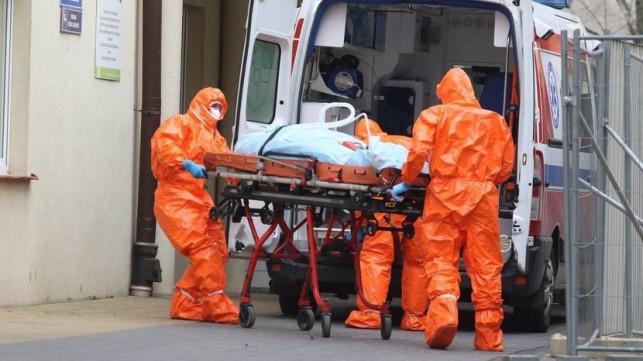 Druga ofiara koronawirusa z Kutna! Nie żyje 60-letnia kobieta - Zdjęcie główne
