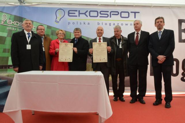 To ma być najnowocześniejsza biogazownia nie tylko w Polsce - Zdjęcie główne