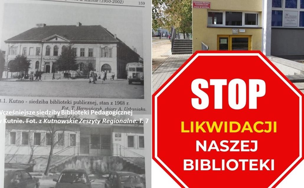 Kutnowska biblioteka do likwidacji? Pracownicy zapowiadają walkę, ruszyło zbieranie podpisów - Zdjęcie główne