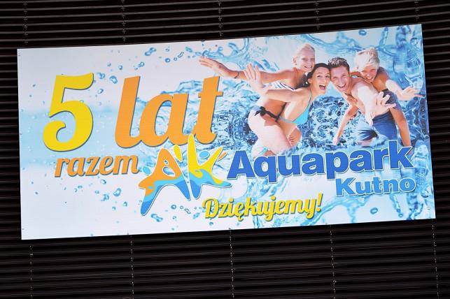 [FOTOGALERIA] 5 lat Aquaparku Kutno! - Zdjęcie główne