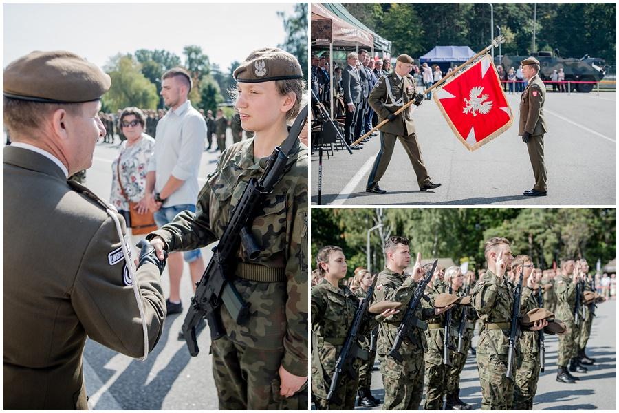 Przysięga i wręczenie Chorągwi: ważny dzień dla terytorialsów [ZDJĘCIA] - Zdjęcie główne