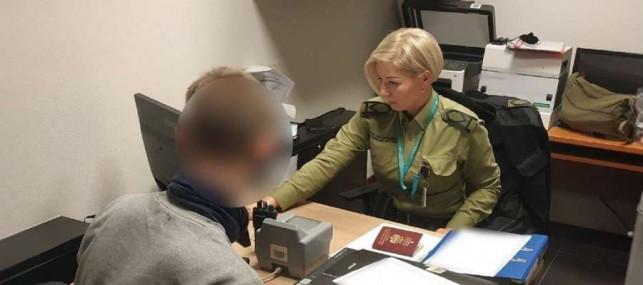 Szukała go kutnowska policja. Wpadł na lotnisku na Mazurach - Zdjęcie główne