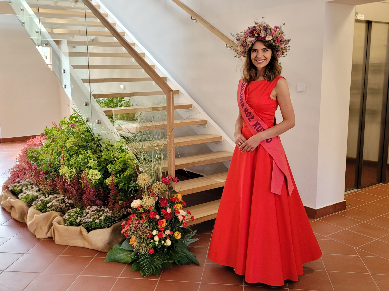 [ZDJĘCIA] Kutnowska reprezentacja na XXIV Święcie Róż. Nasze kwiaty i Królowa oczarowały Lubelszczyznę! - Zdjęcie główne