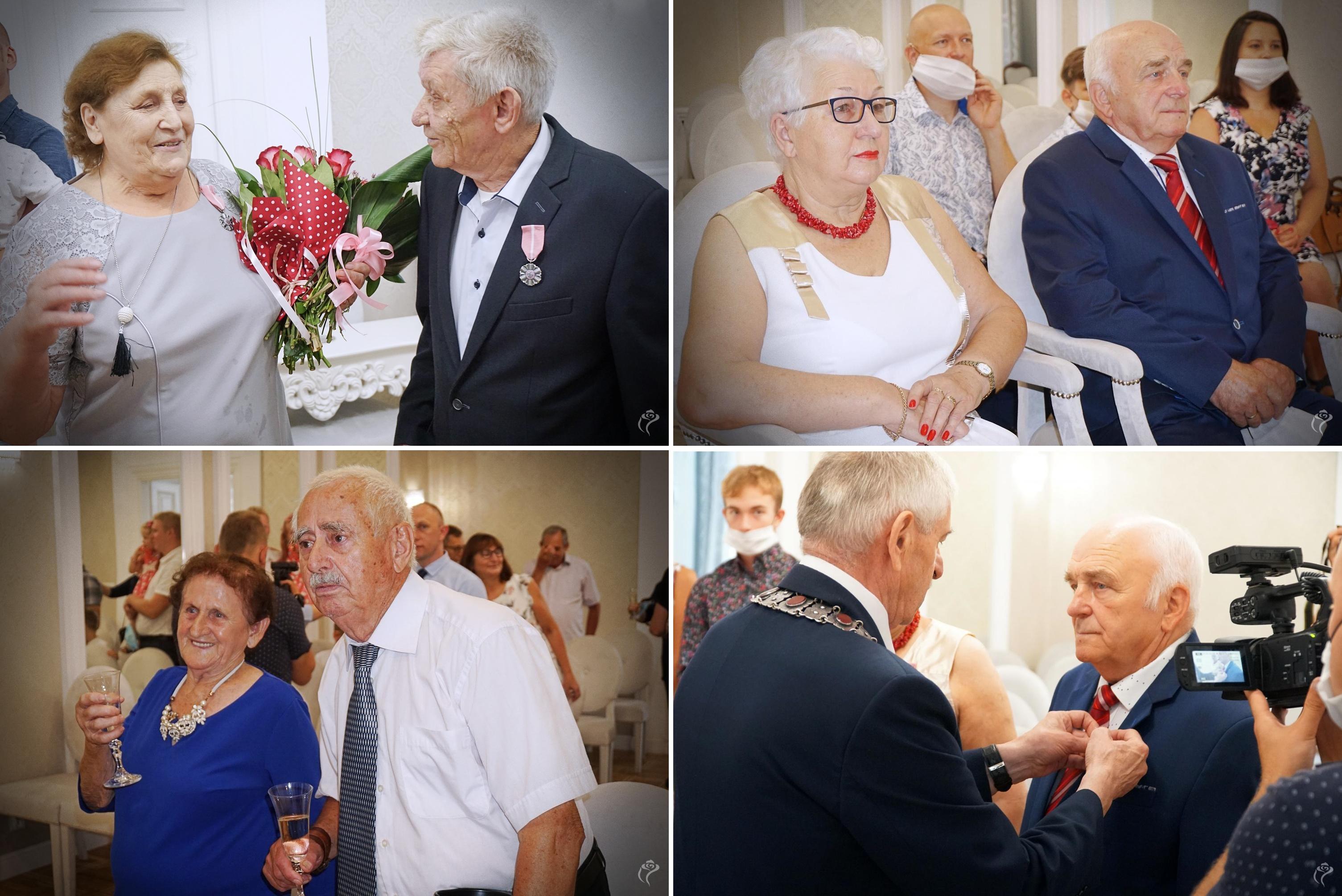 [ZDJĘCIA] Taki staż związku to prawdziwy powód do dumy. Trzy pary z Kutna obchodziły Złote i Diamentowe Gody - Zdjęcie główne