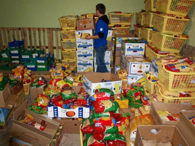 600 osób z gminy Dąbrowice dostanie darmową żywność - Zdjęcie główne