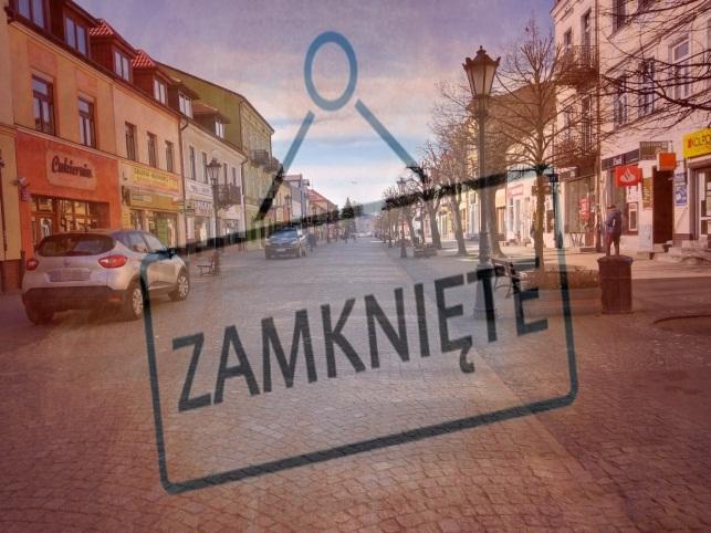 Rząd zamyka kolejne branże. Poruszenie wśród mieszkańców powiatu kutnowskiego - Zdjęcie główne