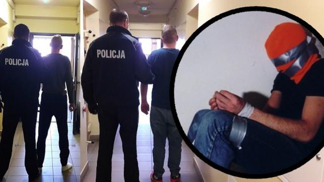 Horror w kutnowskim mieszkaniu! Związany z workiem na głowie bity przez kilka godzin! - Zdjęcie główne