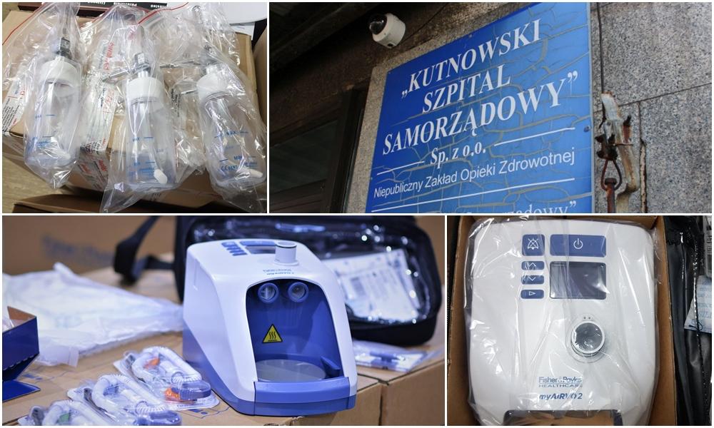 Nowoczesny sprzęt trafił już do kutnowskiego szpitala. Może ocalić niejedno życie - Zdjęcie główne