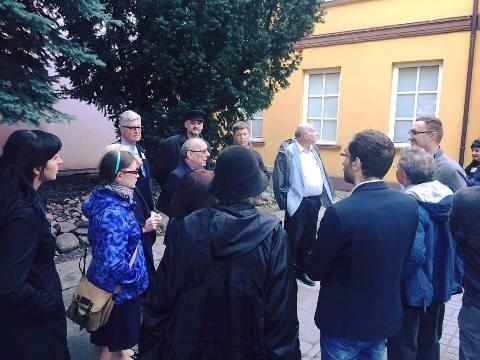 TPZK zaprasza seniorów na spacer po Kutnie - Zdjęcie główne
