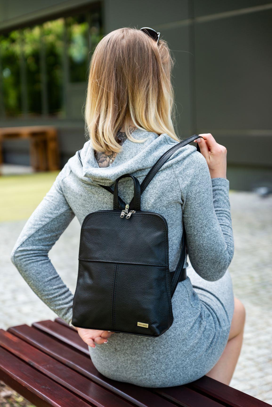Top 3 modele plecaków dla Pań, które powinny znaleźć się w garderobie każdej modnej kobiety - Zdjęcie główne